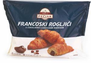 Rogljički Pečjak Francoski, s čokolado, zamrznjeno, 900 g