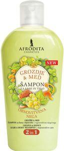 Šampon Afrodita, grozdje, med, 1l