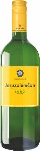 Vino Jeruzalemčan, belo, alk.11,5 vol%, 1l