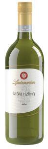 Vino Laški rizling, Ljutomer,alk.12,5 vol%,1l