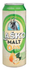 Pijača Malt Laško Hruška, 0,5l