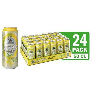 Pijača Malt limona, ploč., 0,5l