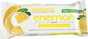 Ploščica Enemon limona z belo čokolado, 55g