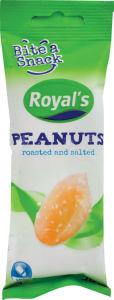 Arašidi Royal's Bite a snack, praženi in soljeni, 50g