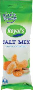 Slani mix Royal's Bite a snack, 50g