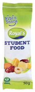 Študenstska hrana Royal's Bite a snack, 50g