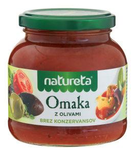 Omaka Natureta, z olivami, 280g