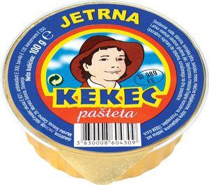 Jetrna pašteta Kekec, 100g