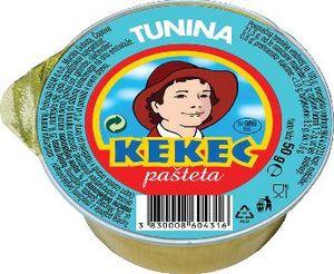 Pašteta Kekec tunina, 50 g