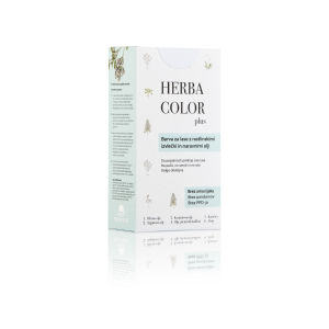 Barva za lase Herba c., kostanjeva, 4N