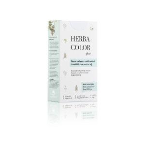 Barva za lase Herba c., temno čokoladna, 4HCD