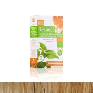 Barva za lase Respect, 08, svetlo blond