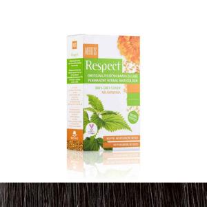 Barva za lase Respect, 04, rjava