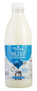 Mleko Mlekarna Planika, 3,5 % m.m., 1 l