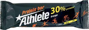 Ploščica Athlete, protein, pomaranča, 50g