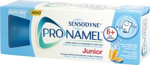 Zobna pasta Sensodyne, junior, 50ml
