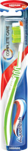 Zobna ščetka Aquafresh, complete care, medium