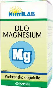Prehransko dopolnili, Dou Magnesium