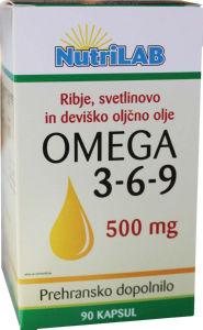 Prehransko dopolnilo, Omega 3-6-9