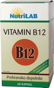 Vitamin B12, vegeterjenske kapsule