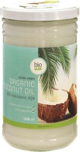 Olje kokosovo Bio, deviško, 1l