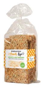 Hrustljavi kruhki Snack life, s pirino moko, 180g