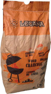 Lesno oglje, premium kvaliteta, 3kg