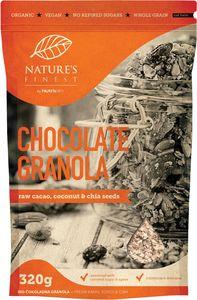 Bio čokoladna granola Nature`s Finest, 320g