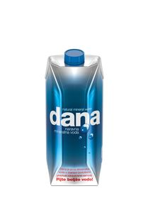 Mineralna voda Dana, negazirana, 0,75l