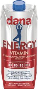 Pijača Dana, Vitamin energy, 0,75 l