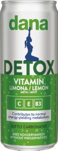 Pijača Dana, Vitamin Detox, z izvlečkom koprive, 0,33 l