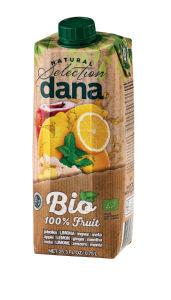 Sok Bio Dana, 100%limona, TP 0,75l