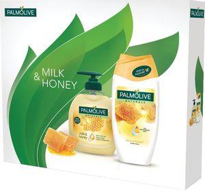 Darilni paket Palmolive, mleko&med