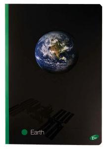 Zvezek Planeti, A4, brez črt, 52list