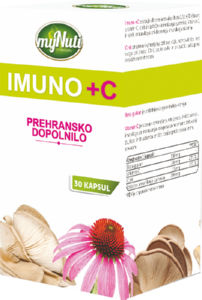 Preh.dopolnilo My Nuti, Imuno+C, 30/1