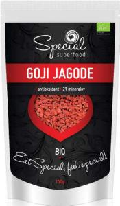 Jagode goji Bio, 150g