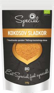 Sladkor Bio, kokosov, 250g