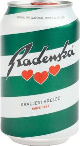 Mineralna voda Radenska, Kraljevi vrelec, 0.33l