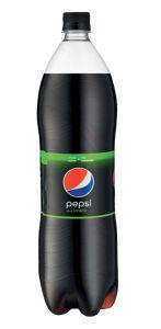 Pepsi Max, limeta, PET, 1.5 l