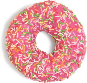 Donut krof, jagodni, 70g