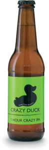 Pivo svetlo Crazy duck pale ale, alk.6,8 vol%, 0,33l