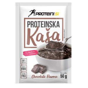 Proteinska kaša Proteini.si, čokolada, 50 g