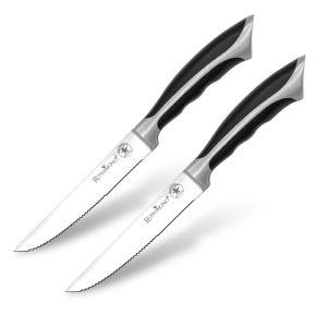 "Set nožev jeklenih Rosmarino, Blacksmith, Steak 4.5"", 2/1"