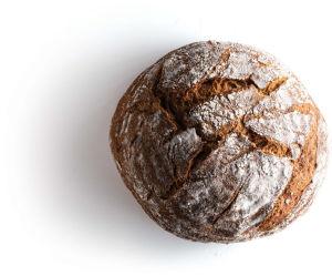 Pirin kruh z drožmi, Ana Roš in Tuš, 400g
