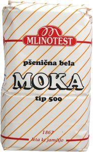 Pšenična bela moka Mlinotest, tip-500, 1kg
