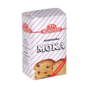 Moka Mlinotest, namen.,za dom.pecivo,1kg
