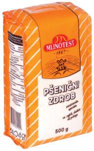 Zdrob Mlinotest, pšenični, 500g