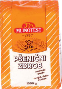Pšenični zdrob Mlinotest, 1kg