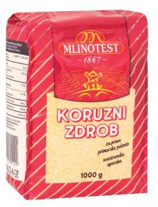 Koruzni zdrob Mlinotest, 1kg