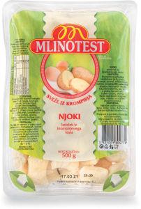 Njoki Mlinotest, krompirjevi, 500g